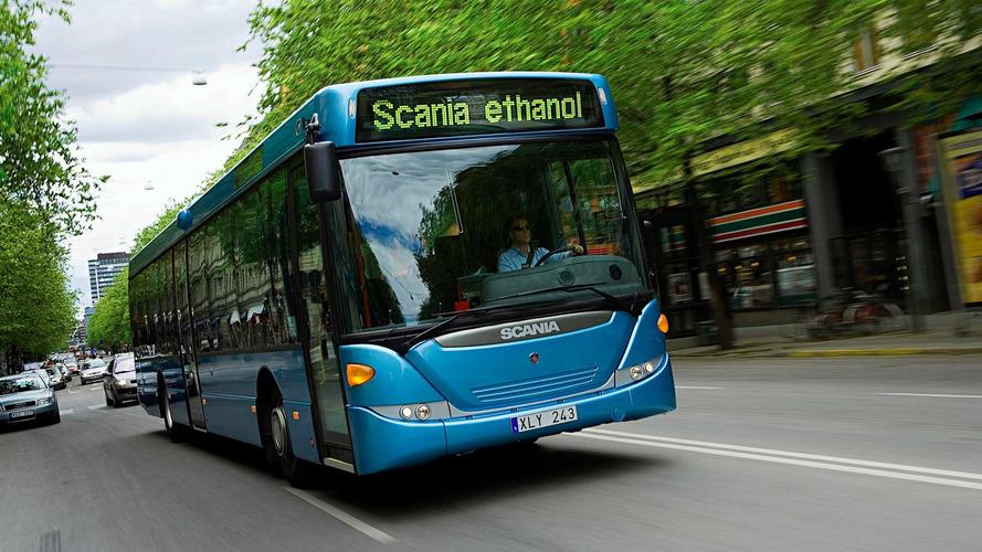 En Gironde, un bus va rouler au marc de raisin !