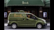 Harrods nutzt Elektro-Lieferwagen