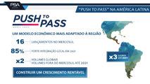 PSA - comerciais