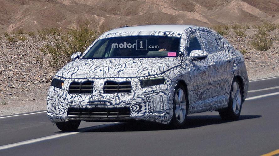 2018 VW Jetta Amerikan versiyonu casus fotoğrafları