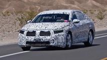 Flagra! - Nova geração global do VW Jetta