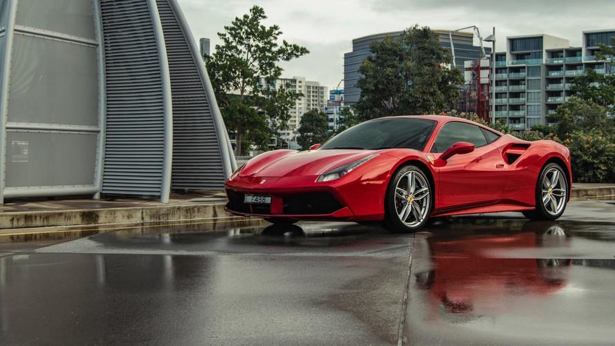Ferrari 488 GTB 2017, el coche con el mejor motor del mundo