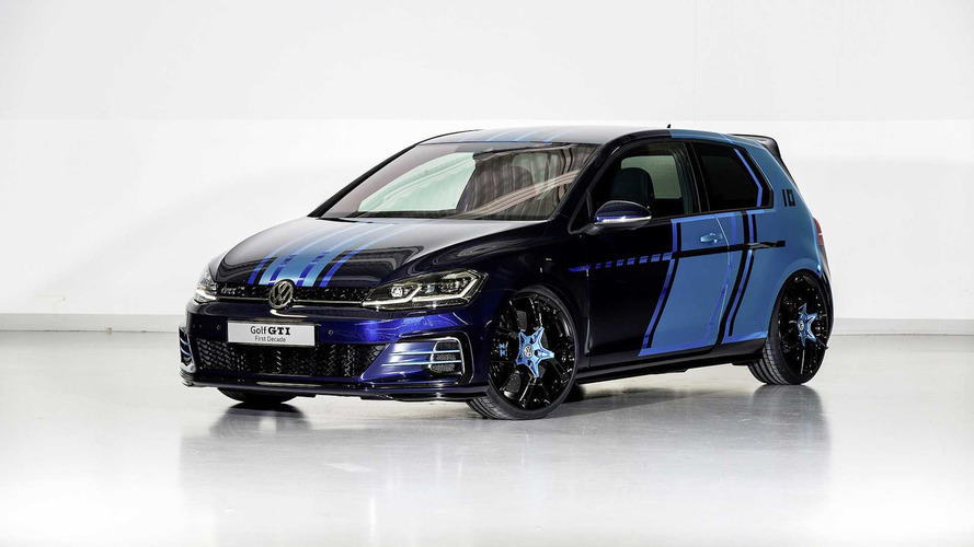 VW Wows At Worthersee With 410-HP Hybrid GTI [32 Photos]