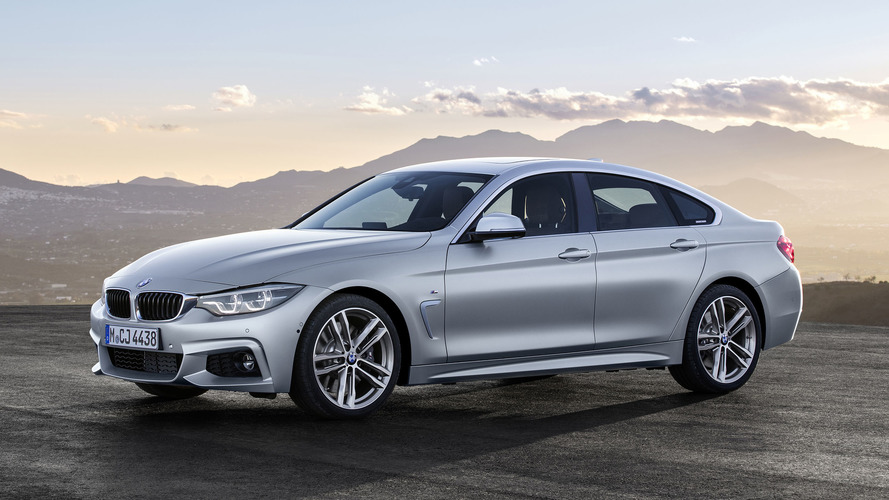 The Best-Selling BMW 4 Series 'Coupe' Is Actually A Sedan