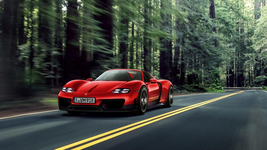 El sucesor del Porsche 918 Spyder estrenará una batería revolucionaria