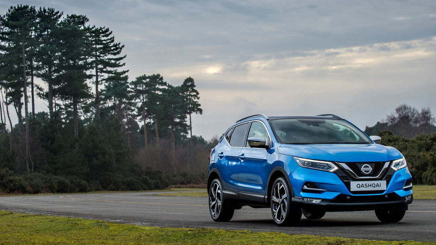 Nissan adds ProPilot to the Qashqai range
