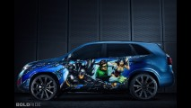Kia Sorento Justice League