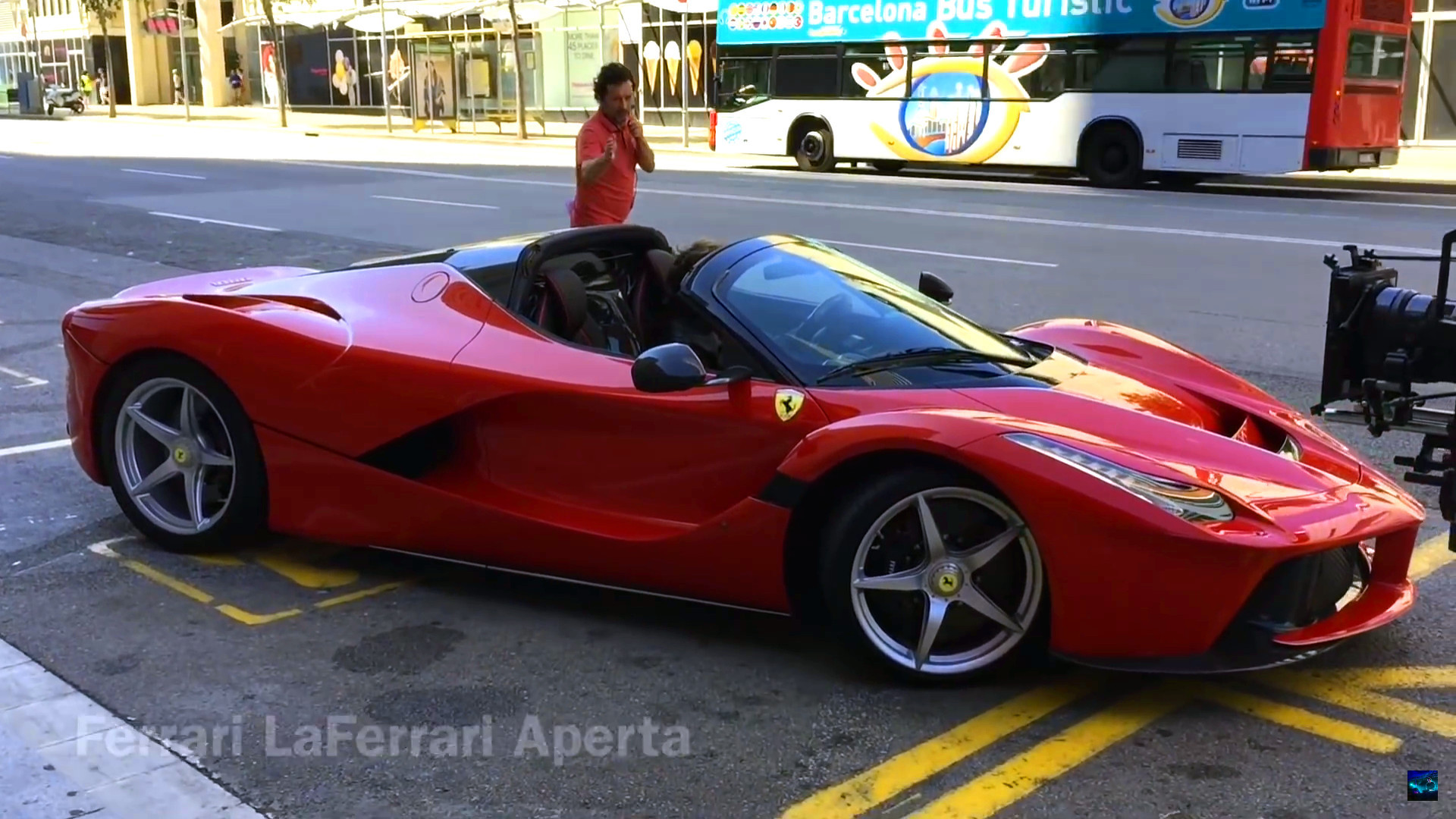 Ferrari LaFerrari Aperta filmed in Barcelona | Motor1.com Photos on ferrari electric car, ferrari f100, ferrari f60, ferrari meme, ferrari aliante, ferrari ego, ferrari lamborghini mix, ferrari f750, ferrari bike, ferrari laptop, ferrari f1, ferrari f1000, ferrari of the future, ferrari concept, ferrari formula 1, ferrari cop car, ferrari logo, ferrari ff, ferrari suv,