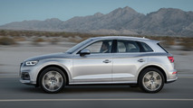 2017 Audi Q5 vs. 2013 Q5