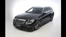 Wald Mercedes-Benz E-Class Black Bison Edition