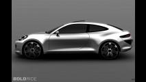 Porsche 822 Compact Concept by Emeric Baubant
