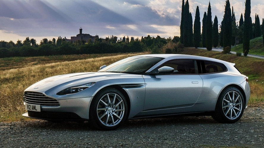 Aston Martin DB11 Shooting Brake çok ses getirebilir