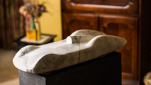 Like a rock: 12-piece marble car sculpture exhibit to be shown in Pebble Beach