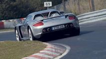Carrera GT fastest car on Nürburgring