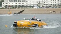 Rinspeed Splash Sets New World Record