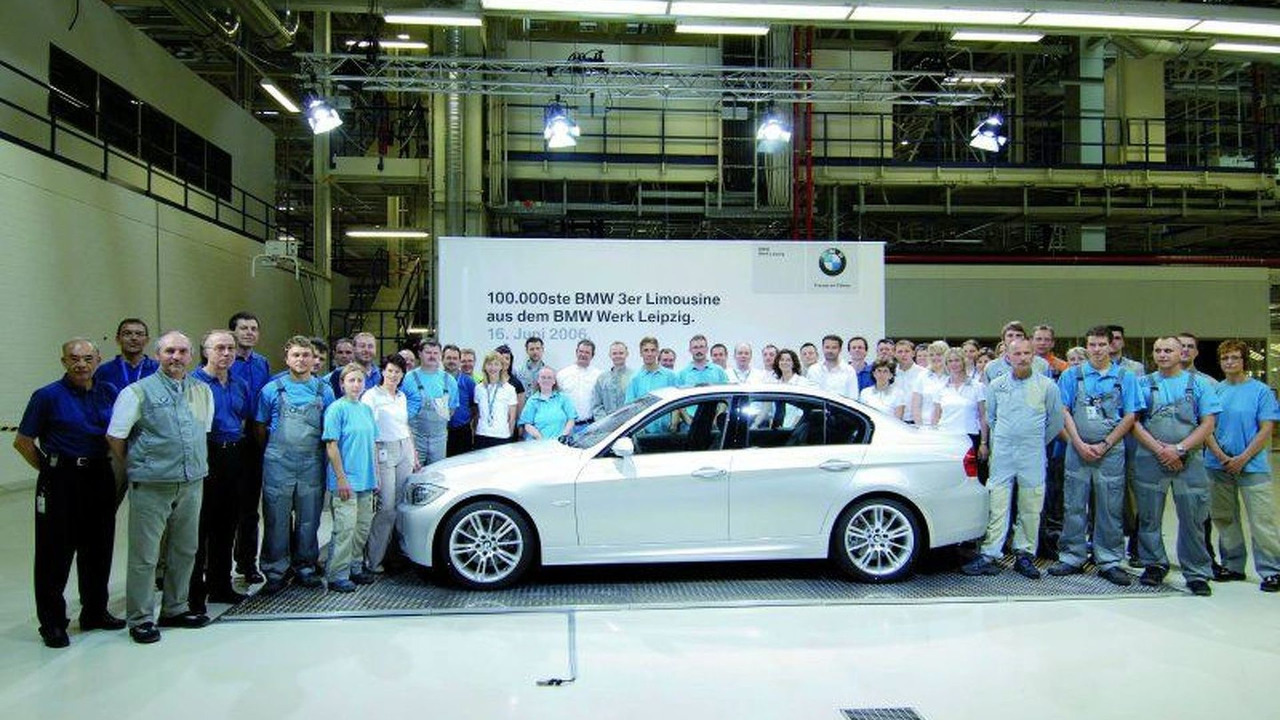 100,000th BMW 3 Series Just After 15 Months