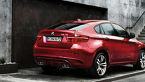 2013 BMW X6 M facelift - low res - 26.1.2012