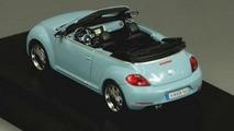 2013 VW Beetle Cabriolet Convertible Dealer Edition 1/43 scale model 21.8.2012