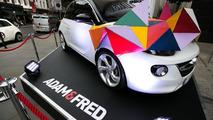 Vauxhall Adam&Fred art car - 14.9.2012