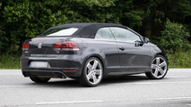 Volkswagen Golf R Cabriolet spy photo 21.6.2012