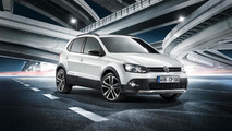 Volkswagen CrossPolo Urban White special edition 11.5.2012