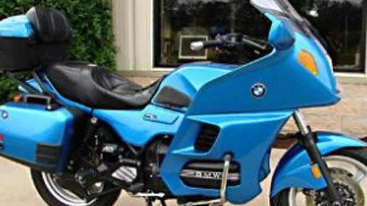 1993 BMW Motorbike