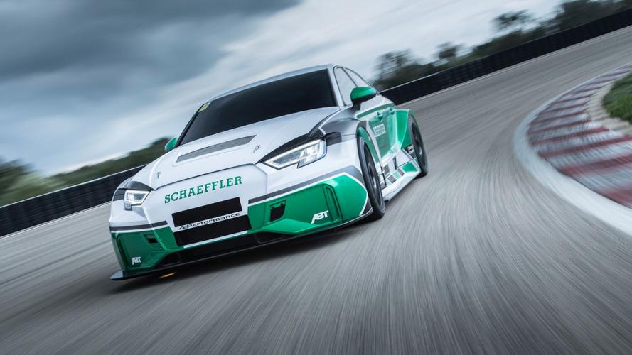 Formula E közútra: 1200 lóerős Audi RS 3 a Schaefflertől
