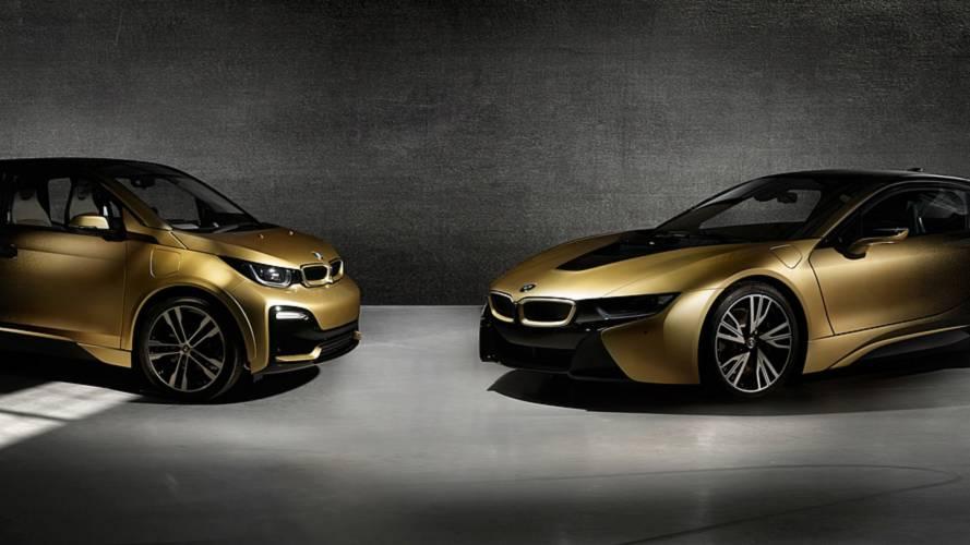 BMW i3 és i8 Starlight Edition