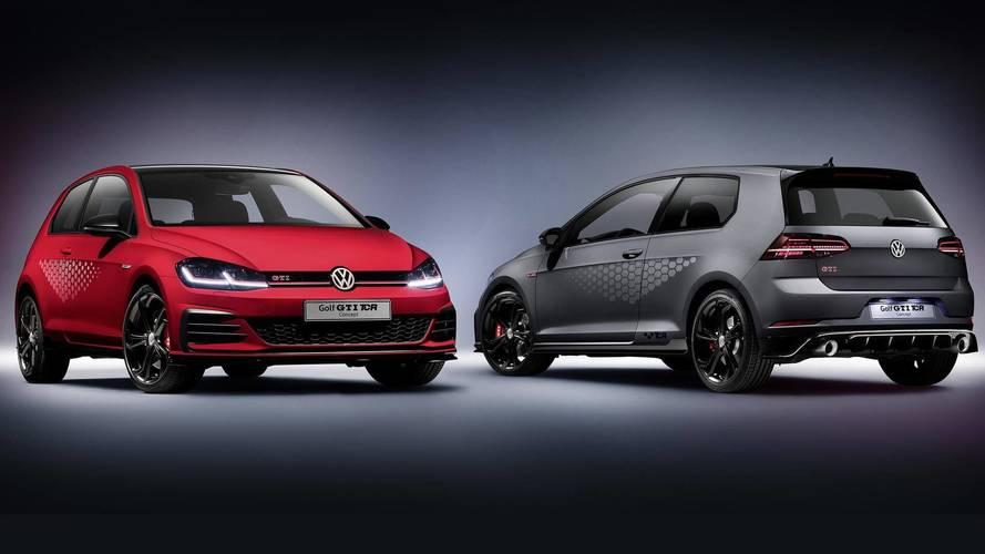 Volkswagen Golf GTI TCR Concept, 290 CV per la strada