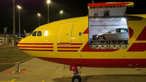 2014 Mercedes-Benz S-Class transported by DHL 14.05.2013