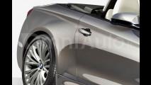 BMW Z5, il rendering