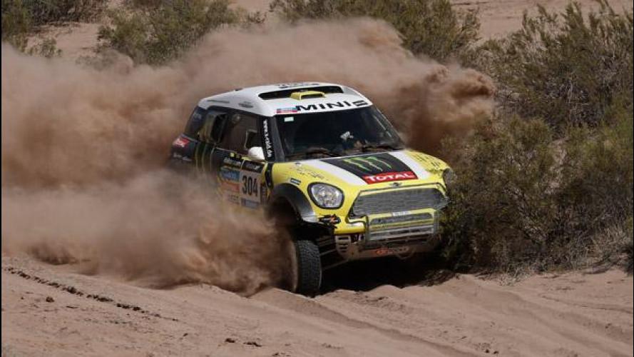 Dakar 2014, tappa 5: gara perfetta per Nani Roma