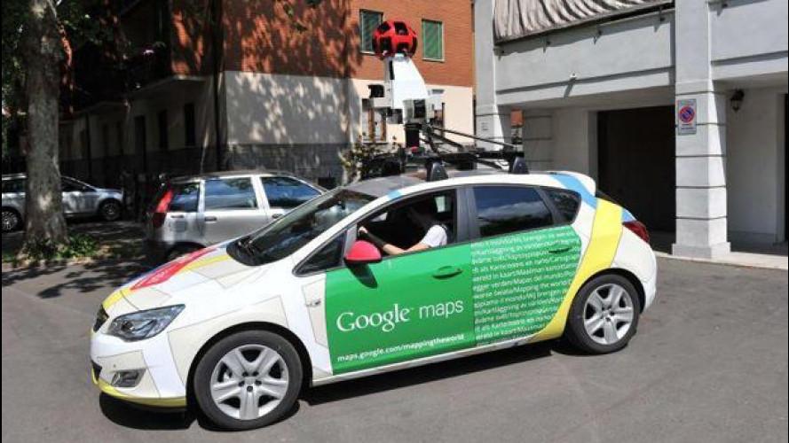 Újra a hazai utakat járják a Google utcakép-készítő autói