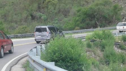 Flagra - Novo Renault Kangoo roda em testes finais na Argentina