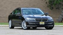 2017 BMW 740e: Review