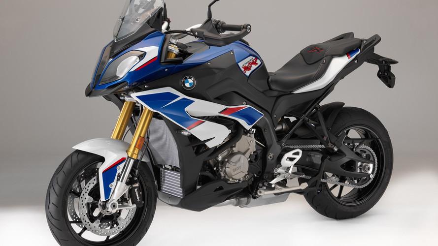 Actualizaciones para la gama BMW Motorrad 2018