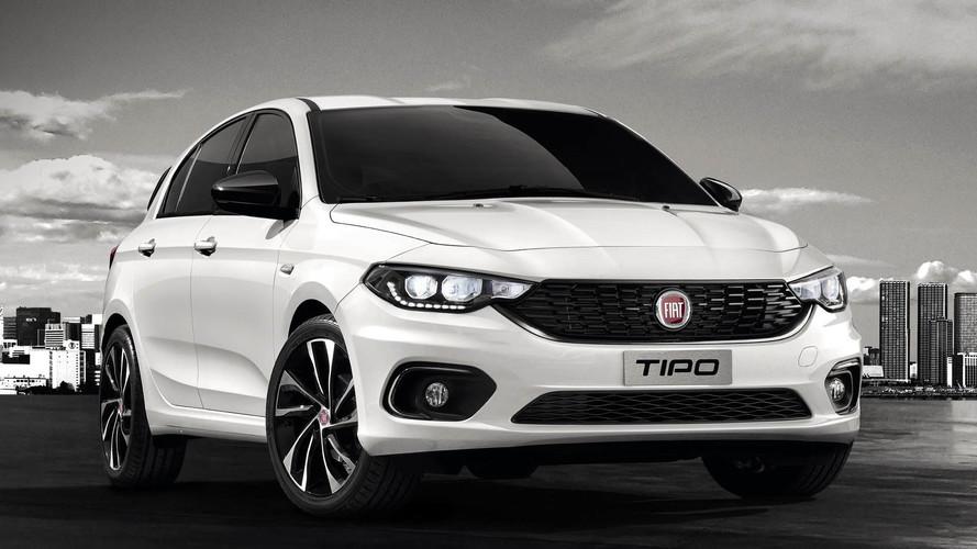 Les tarifs de la nouvelle Fiat Tipo S-Design
