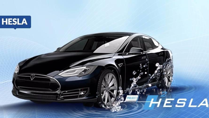 Hesla Model S, mieux que la Tesla du même nom ?