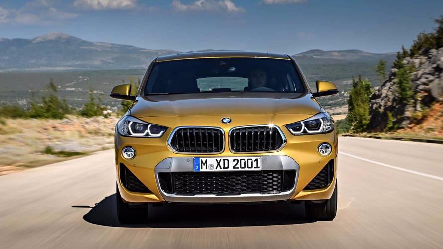Tenemos los precios del BMW X2 2018 en España
