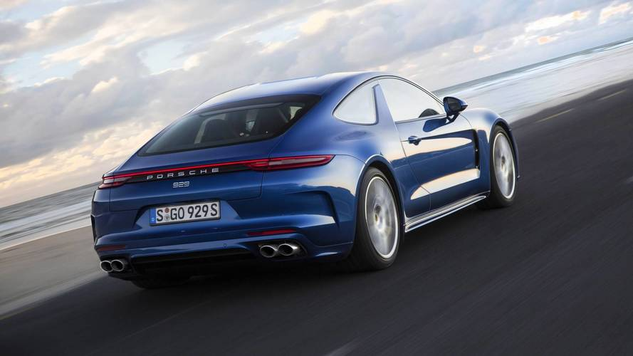 Porsche 929 Rendering Makes The Case For A Stylish Panamera Coupe
