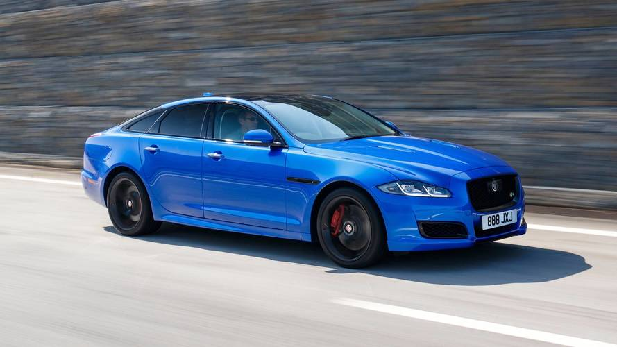 2017 Jaguar XJR575 first drive: Life in the old cat yet