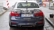 2018 BMW M3 CS spy photo