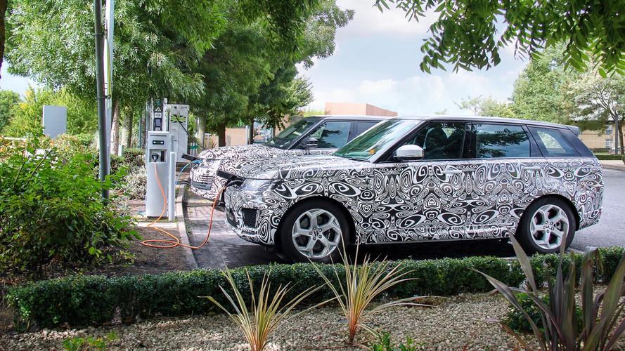 Range Rover Plug-in Hybrid Confirmed