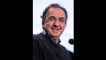 L'amministratore delegato del Gruppo Fiat, Sergio Marchionne: il protagonista dell'anno automobilistico