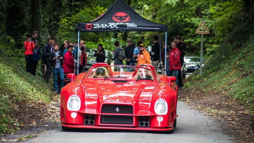 Egy egészen különleges Ferrari bukkant fel Franciaországban