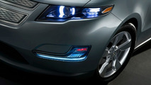 Chevy Volt Production Version Teaser