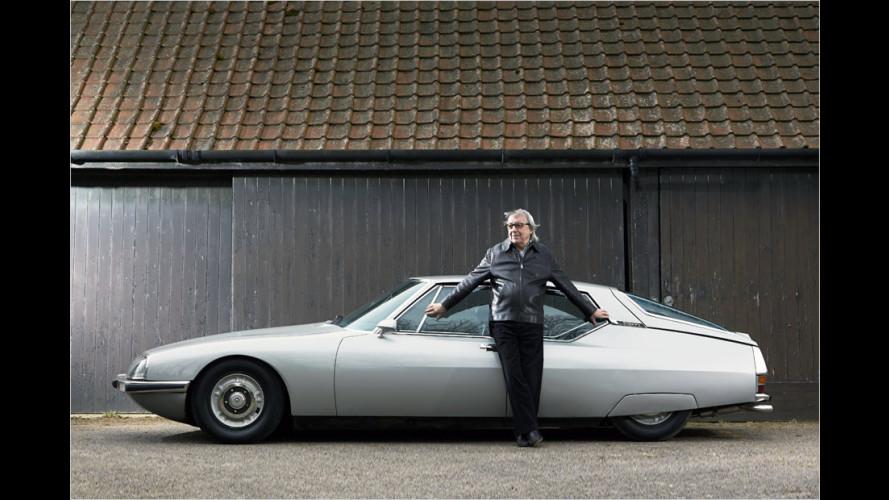 Stones-Bassist Wyman versteigert Citroën