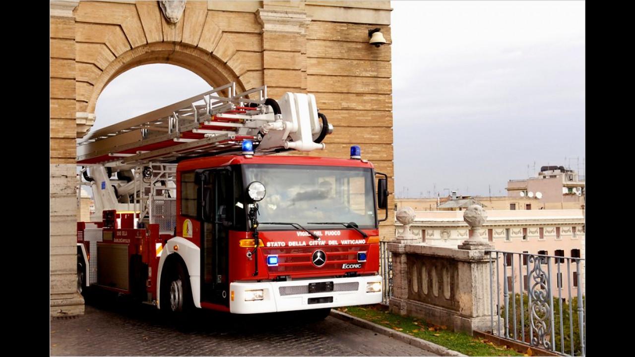 Mercedes Econic Vatikan