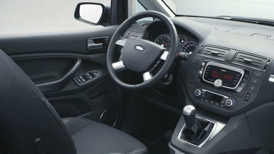 Ford C-MAX Major Facelift Revealed