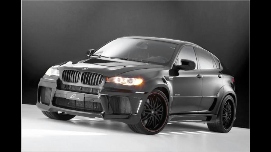 BMW X6M von Lumma: 650 PS